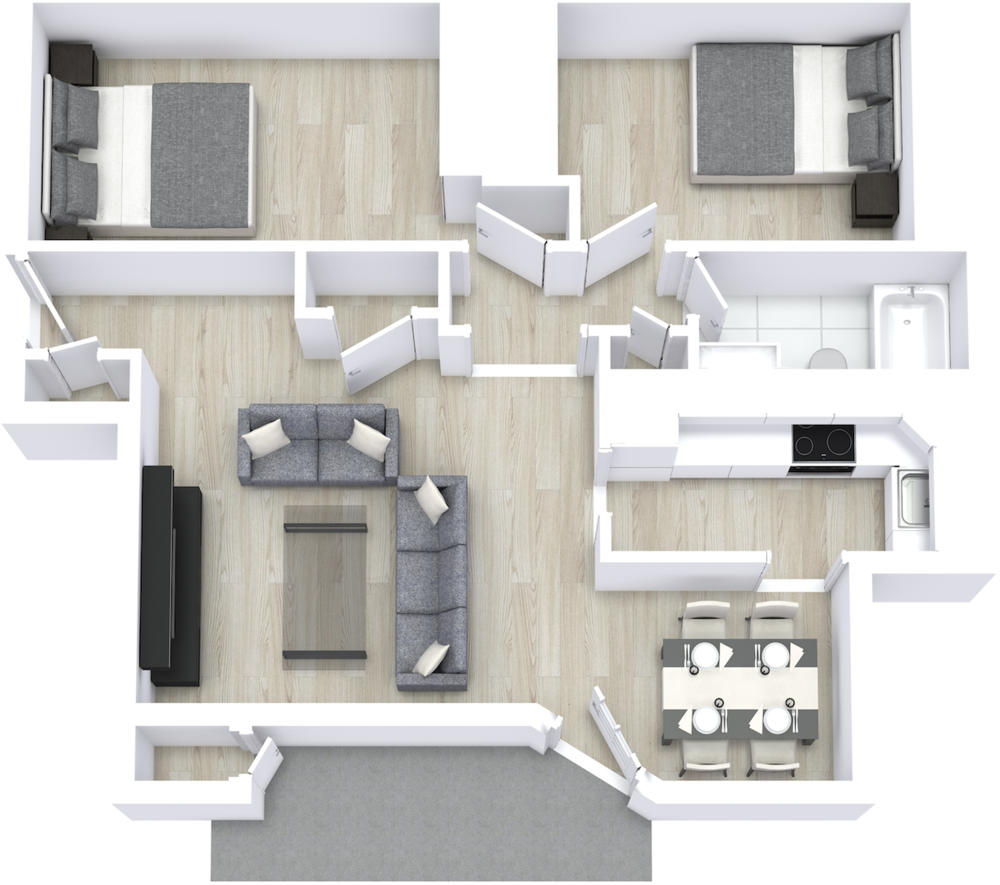 Photos Of Your Property Can Be Used To Properly Design Specific Details  Into Your 3D Floor Plans. Whether You Have Built In Desks, Bar Counters,  Fireplaces, ...