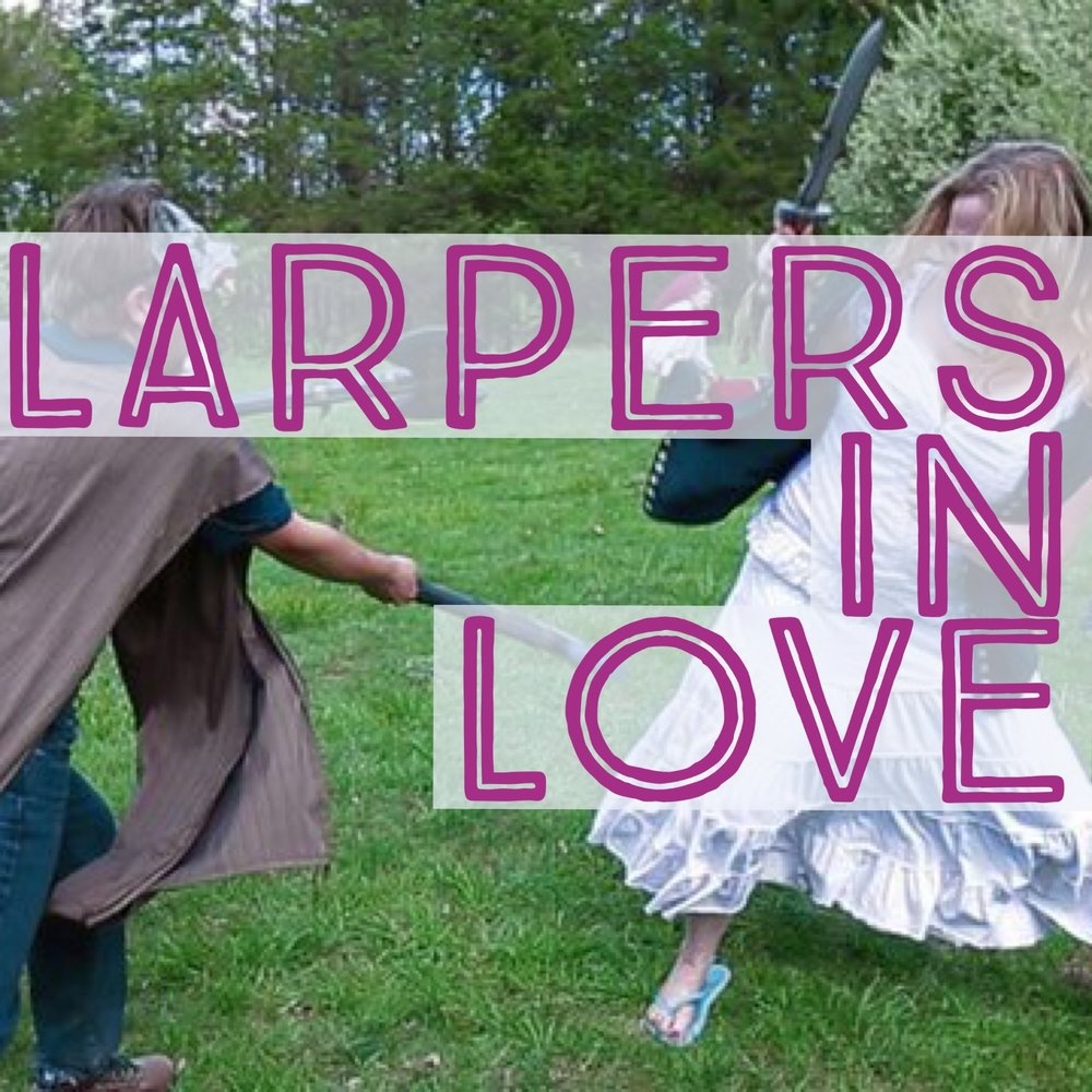 LARPERS IN LOVE  CAST SIZE:  6  (3F, 3M)  Three brave Elven warriors accidentally wander into West Humboldt Park and the hearts of three streetwise teens.       PRODUCTION HISTORY:  2012 - American Theater Company, Big Shoulders Festival (Chicago, IL)