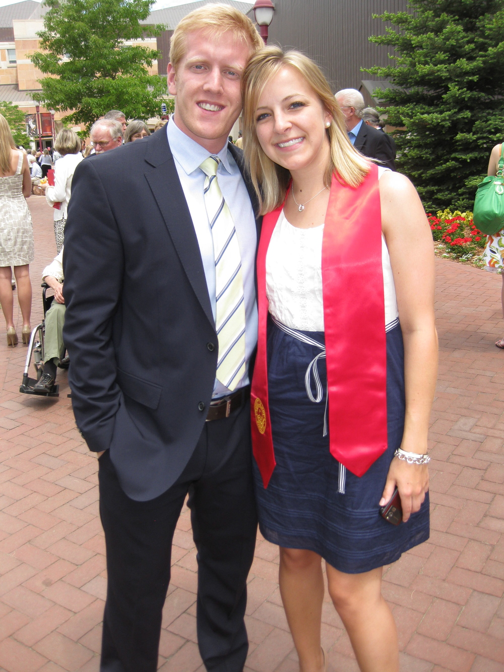 Lizzy's Graduation