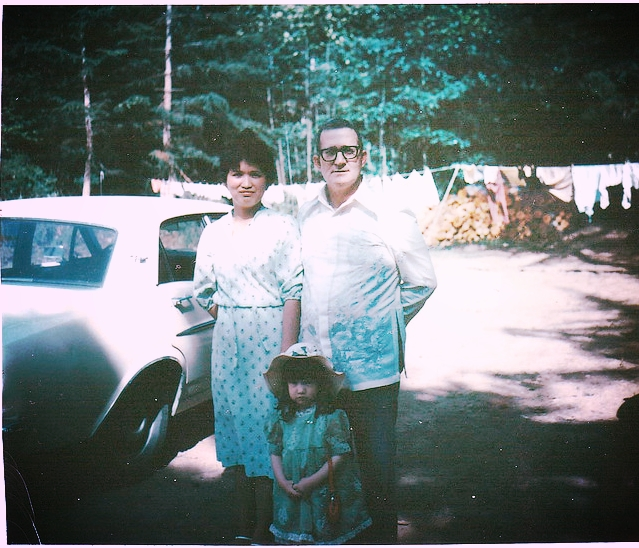My parents and I - 1978