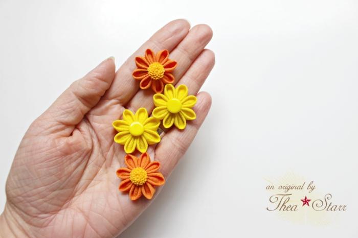 Thea Starr | Mini Kanzashi