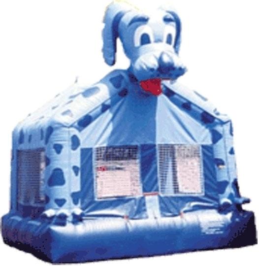 Blue Dog Bouncer