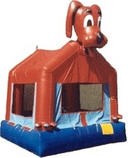 Red Dog Bouncer