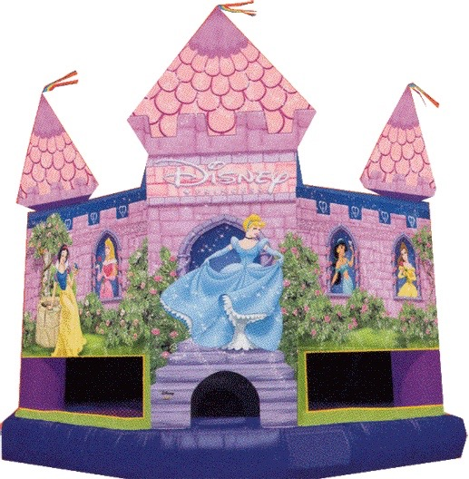 Disney Princesses Bouncer