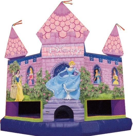 Disney Princesses Bouncer