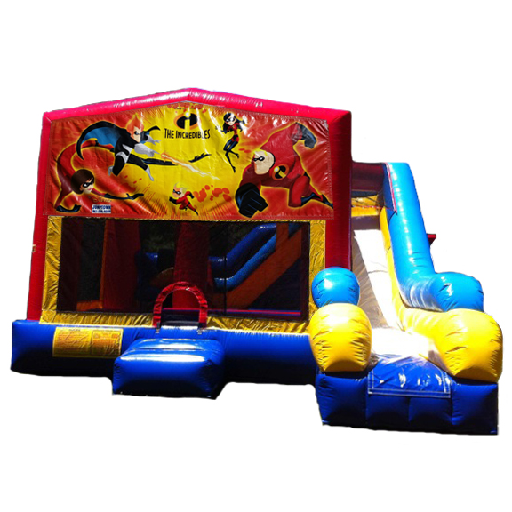 Incredibles 5-in-1 C7 Combo Bouncer