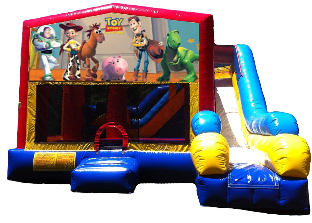 Toy Story 5-in-1 C7 Combo Bouncer