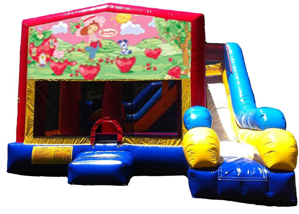 Strawberry Shortcake 5-in-1 C7 Combo Bouncer