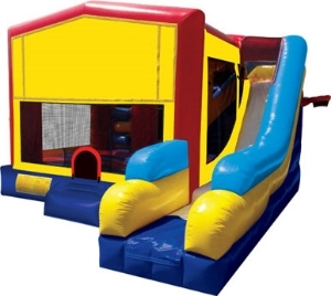 Bounce House 5-in-1 C7 Combo Bouncer