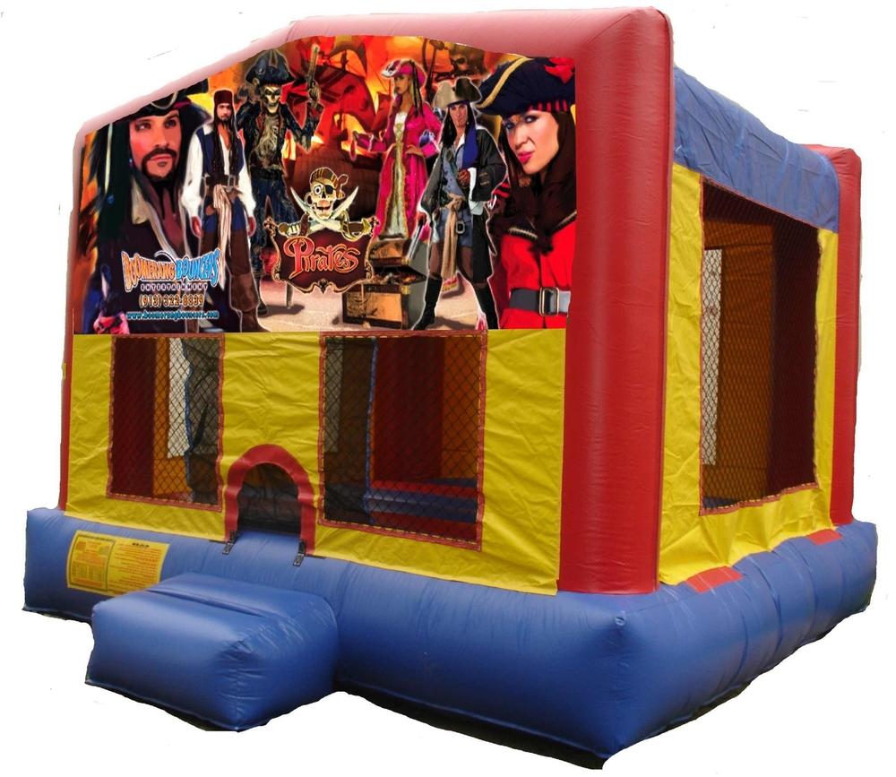 Pirates Bouncer