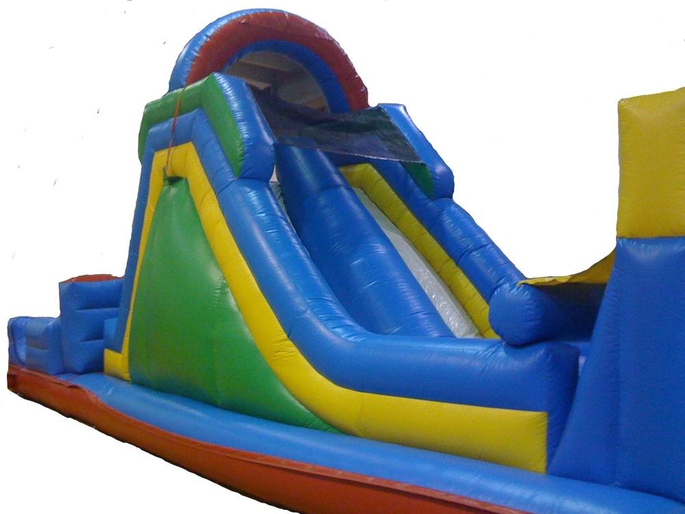 40 ft Adrenaline Rush Slide