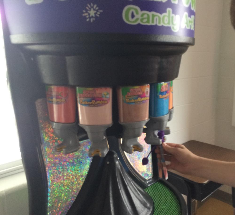 Pucker Powder Dispenser (6-Station)