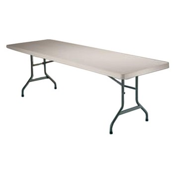 6 ft rectangular  banquet tables