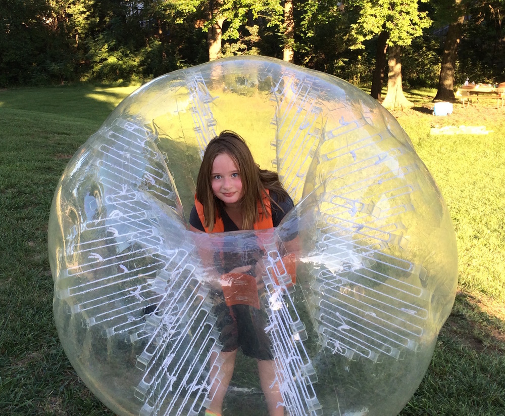 Boomerang Bubble Soccer Balls Livia