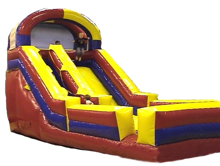 Giant 18 ft Slide