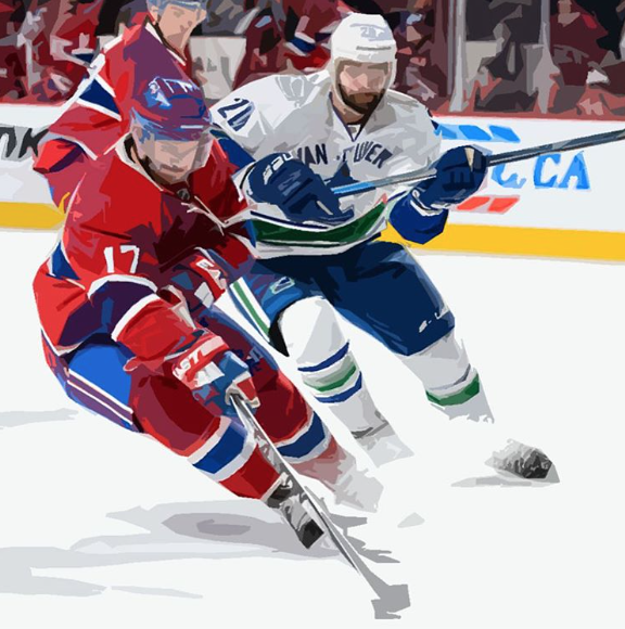 Montreal Canadiens vs Vancouver