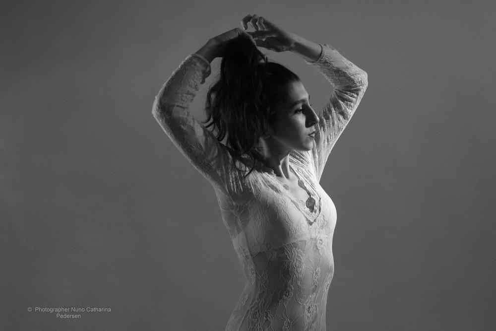 Studio shoot -