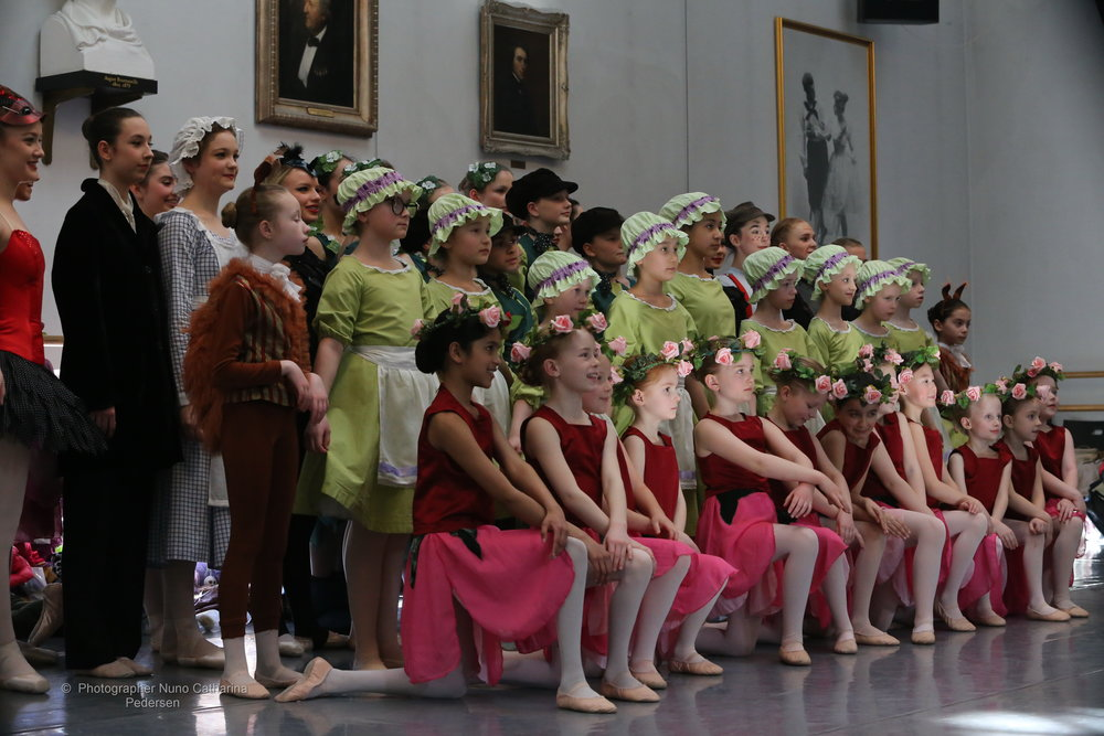 Ballet schools -