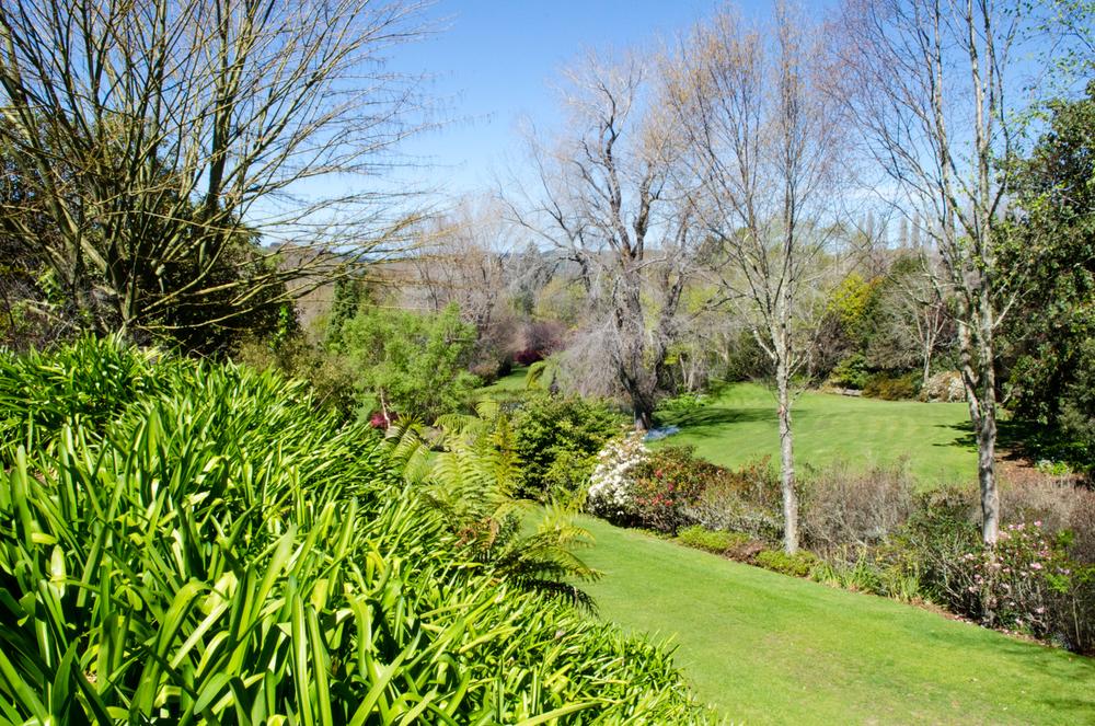 Trelinnoe Top Garden