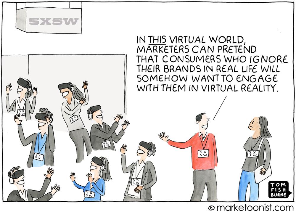 Virtual Reality at SXSW