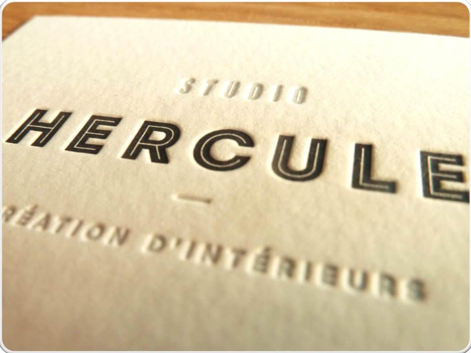 Carte De Visite Du Studio Hercule Dcoration Dintrieur Lige