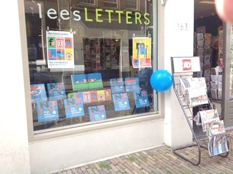 FULL WINDOW   at LeesLETTERS Dordrecht (Netherlands)