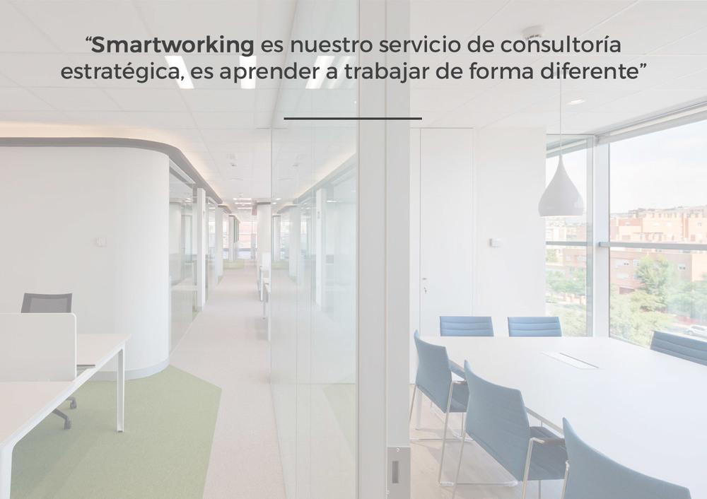 Smartworking es nuestro servicio de consultoría estratégica