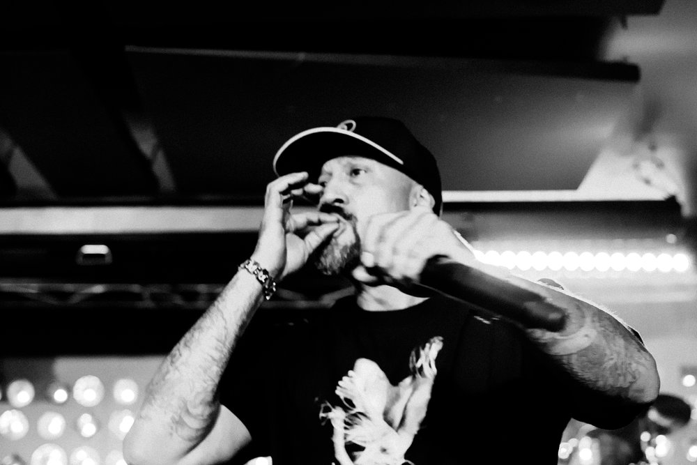 B-Real of Cypress Hill