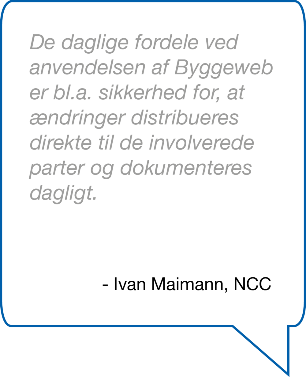 RIB Byggeweb citat NCC