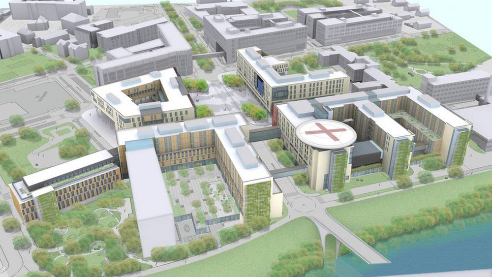 CASE St. Olavs Hospital om Byggeweb Udbud