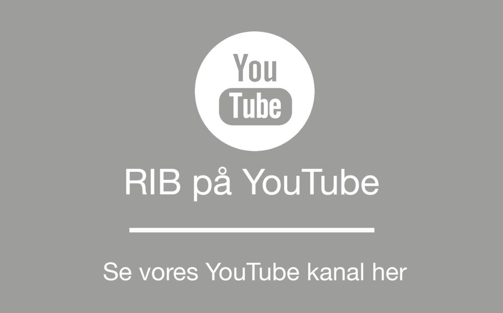RIB support Webinarer