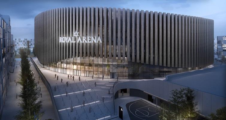 ROYAL ARENA 37.000 m2 | 2013-2017 | Ca. 650 mio. kr. Arkitekt: 3XN | Bygherrerådgiver: COWI