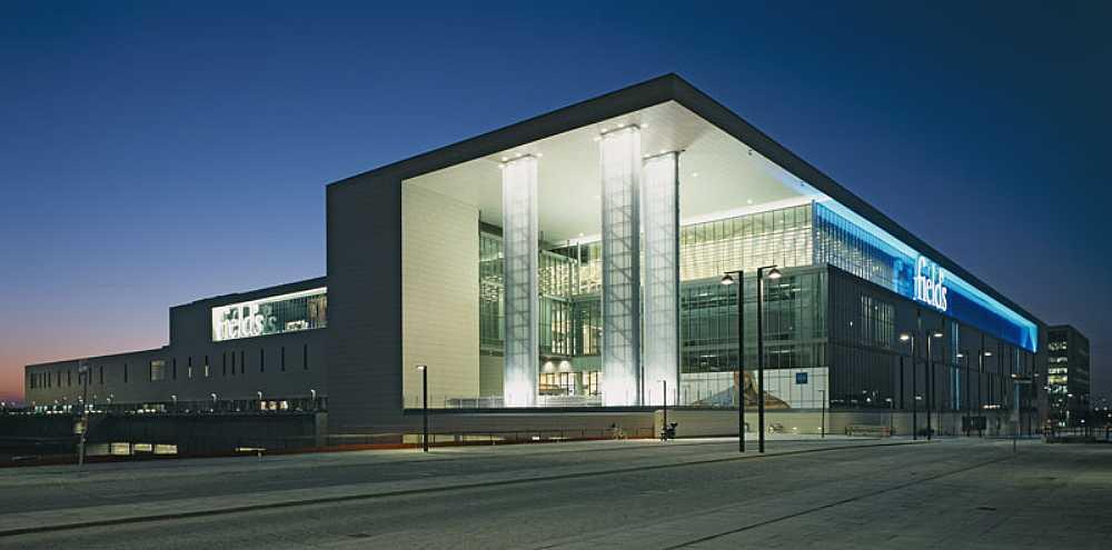 Field's | Nordens største shoppingcenter 175.000 m2 | 2001-2004 Arkitekt: C.F. Møller