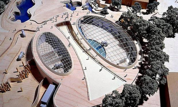 Elefanthuset | Københavns Zoo 3.000 m2 | 2006-2008 | 185 mio. kr. Bygherre: Foreningen Zoos dyrefond