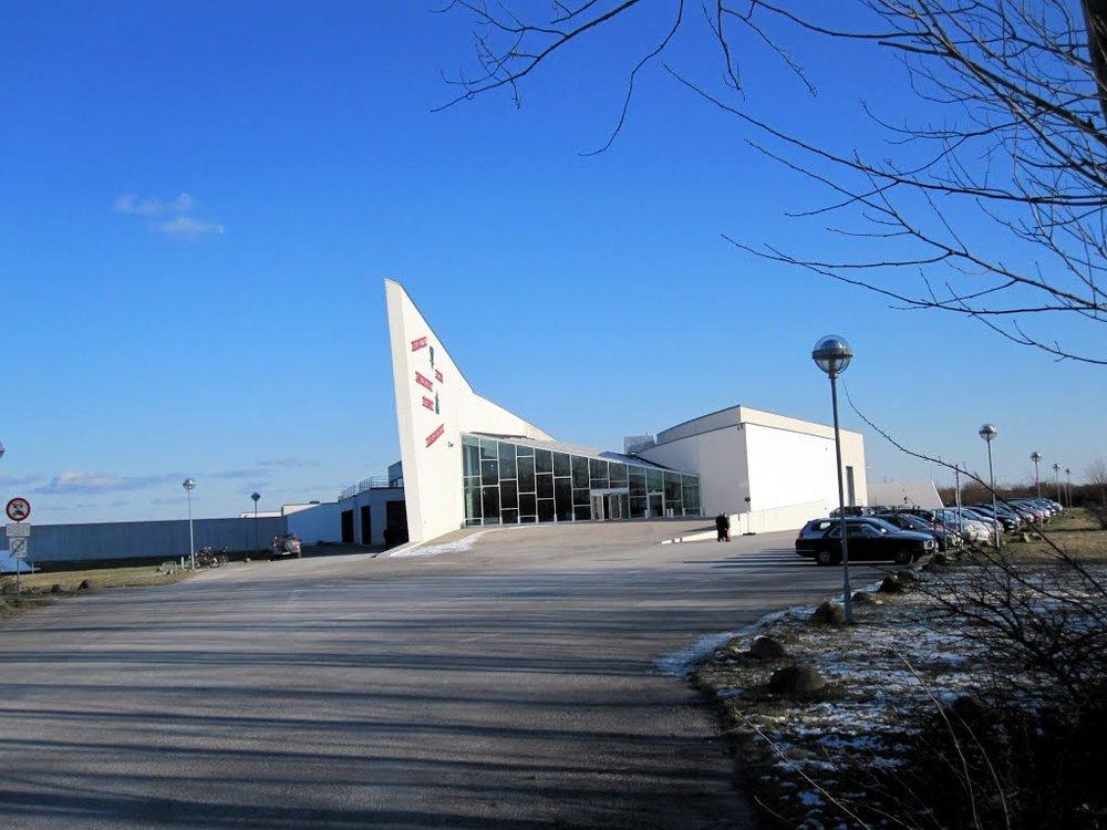 Arken 1.100 m2 | 2008-2009 Ingeniør: Moe & Brødsgaard A/S