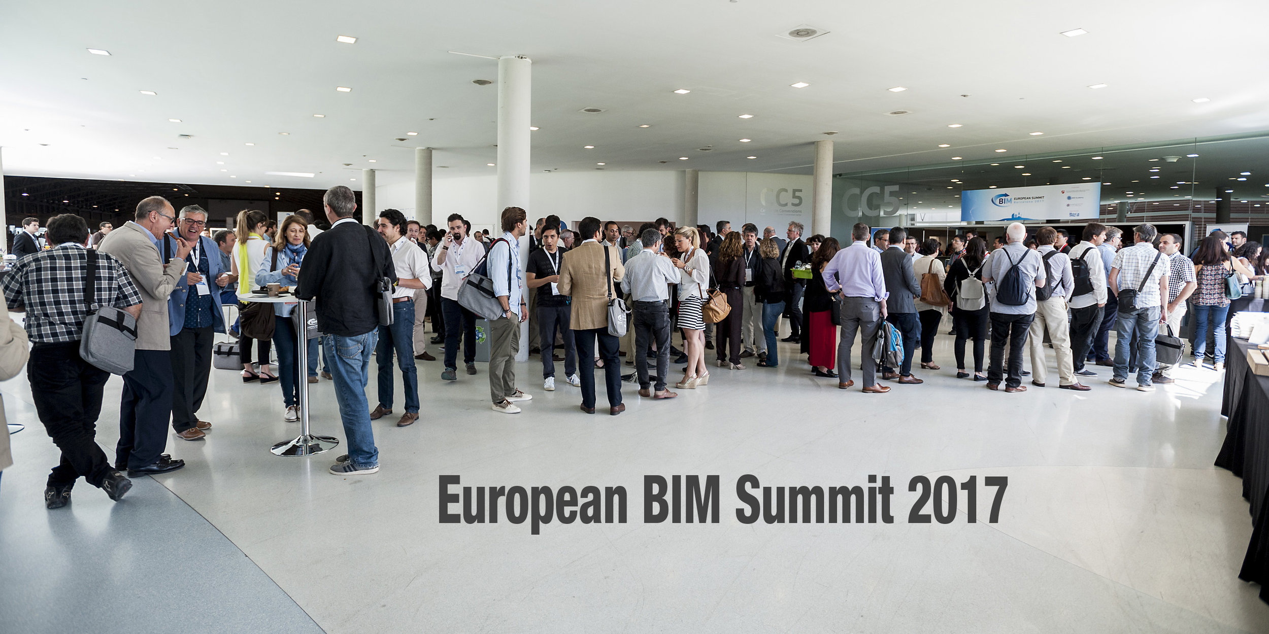 Aflev r digitalt og h st udbyttet rib for European bim summit