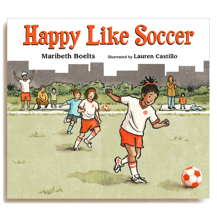 Happy Like Soccer