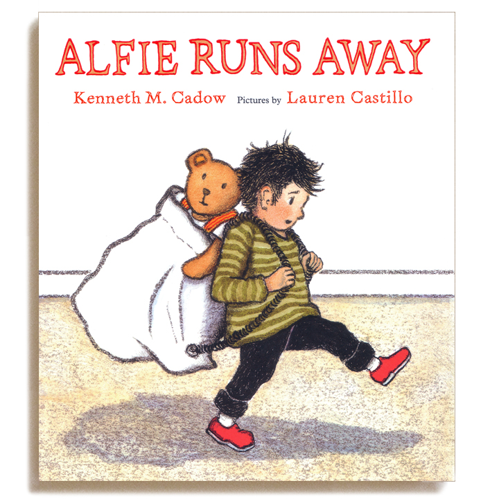 Alfie-Runs-Away