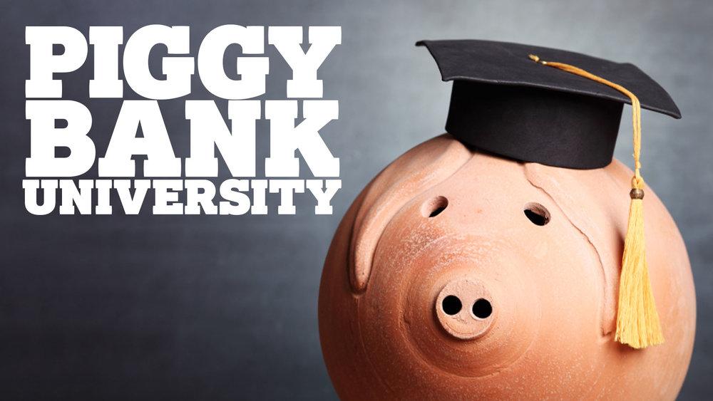 Piggy Bank University