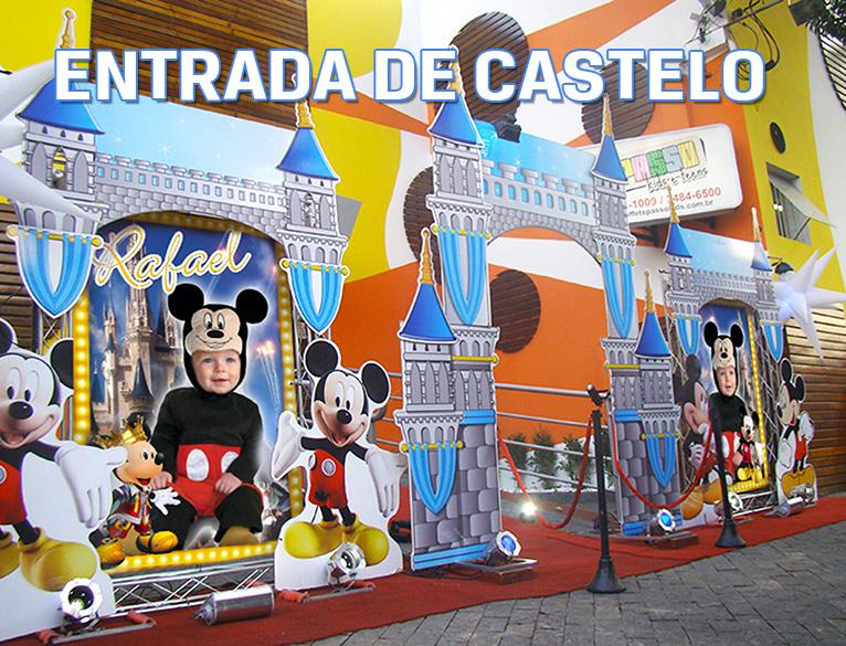 ENTRADA DE CASTELO