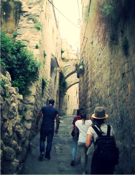 Nablus.