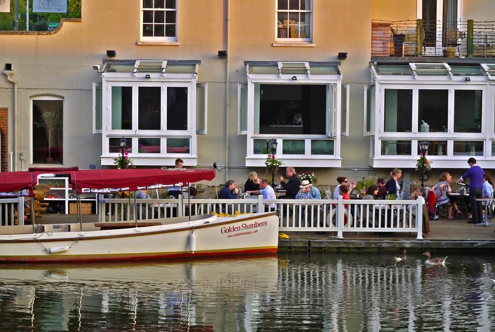 A unique evening in Oxford