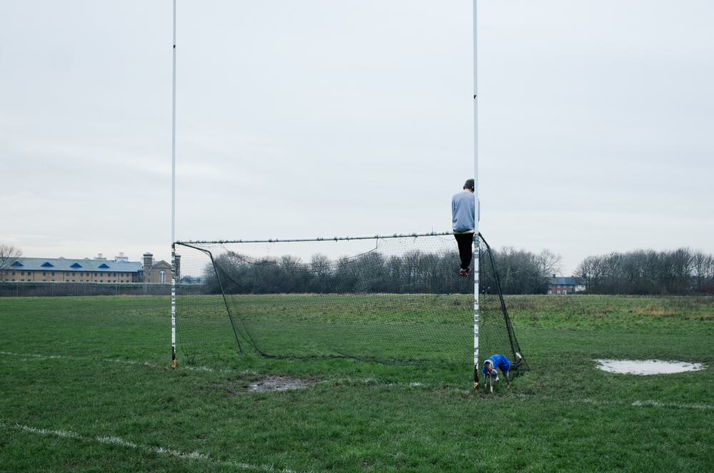 Wormwood Scrubs, Jan 2015