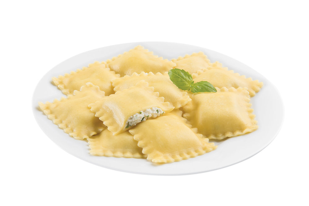 Medium Square Cheese Ravioli -