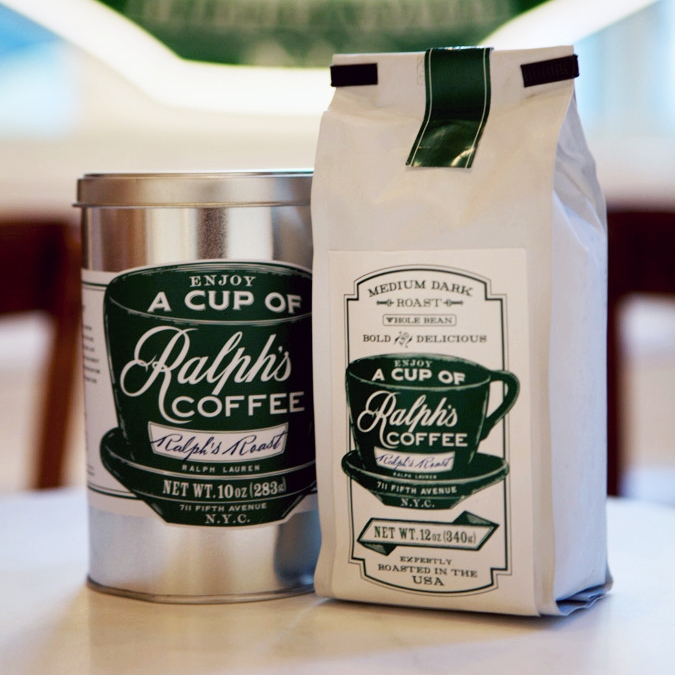 Packaging - Ralph's Coffee
