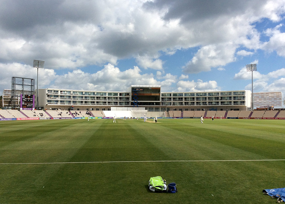 The Rose Bowl (Ageas Bowl), Hampshire