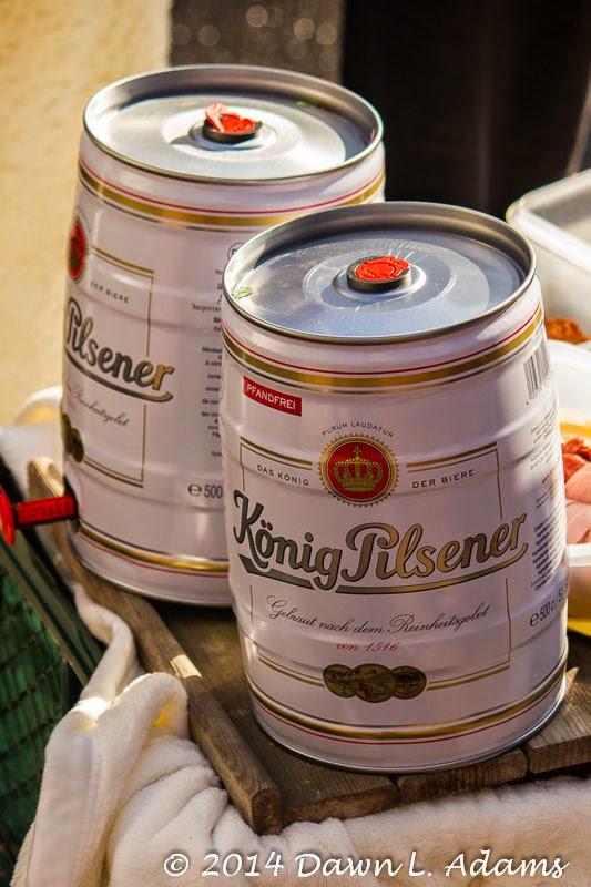 Beer, beer, and more beer!