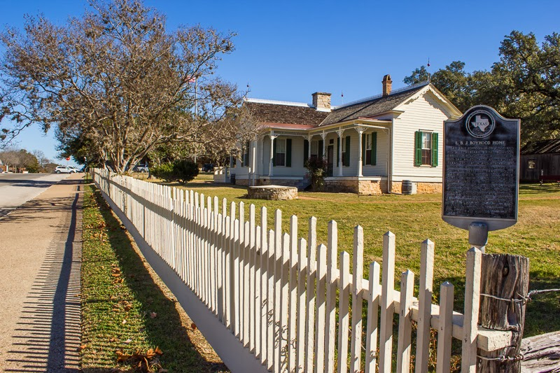 Birthplace of Lyndon Baines Johnson