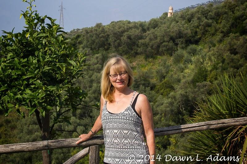 Me in Levanto Italy