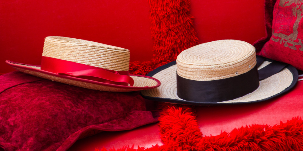 Gondola Hats.JPG
